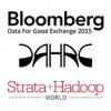Pratt DAHRC Presentation at BLOOMBERG D4GX(Data for Good Exchange) | STRATA + HADOOP WORLD