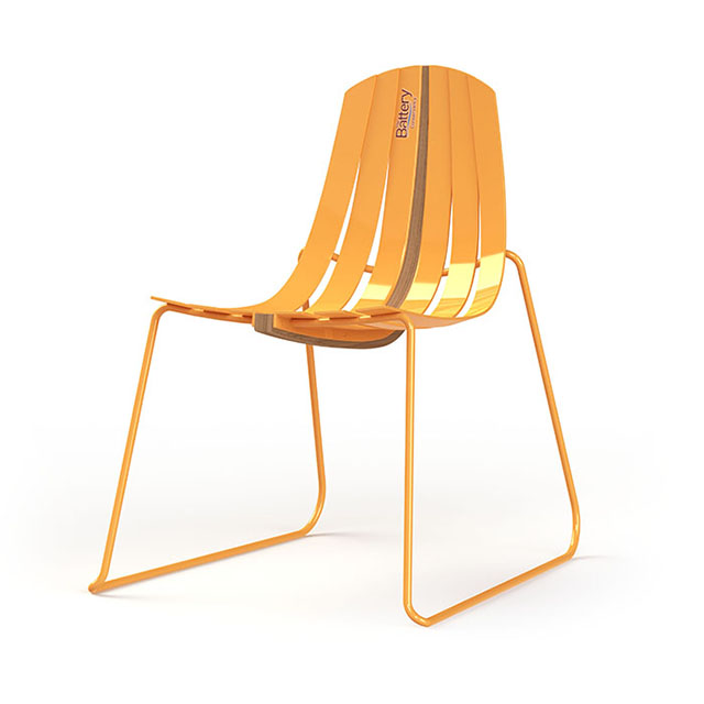 Whitehall Chair by Ed Hale