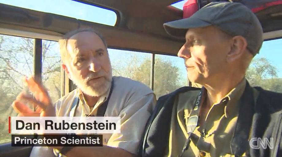 Great Grevys Rally - Dan Rubenstein Princeton Scientist
